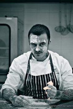New Chef, new style alla Caffetteria del Chiostro del Bramante con Gabriele Rubini, alias Chef Rubio!