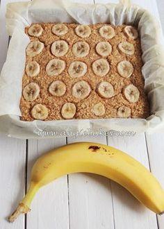 Zdravý raňajkový koláčik