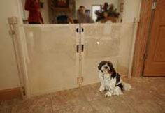 Retract-A-Gate ~ Retractable Dog Gate by Smart Retract, gate overview. An easy to use wide retractable safety gate for indoors or outdoors and certified for use at the top and bottom of stairs.