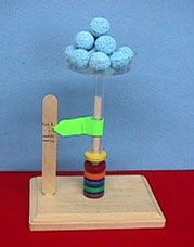 Mini Science Projects: November 2012 magnetic levitation scale