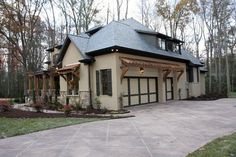 2008 Southern Living Home in Tuscany Falls - traditional - Exterior - Other Metro - Dillard-Jones Builders, LLC