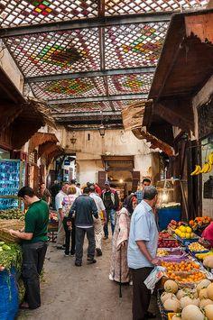 Fes Al-Bālī - La Medina - Morocco
