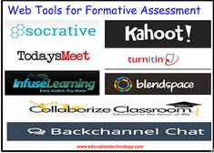 8 Excellent Tools for Formative Assessment to Try With Your Students