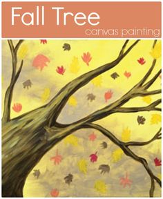 Reusable paper pattern ensures reproducible designs by beginner painters. Printed in black and white. Fall Canvas Painting, Canvas Paintings, Canvas Art, Pattern Paper, Pattern Art, Social Artworking, Tree Canvas, Tree Designs, Paint Party