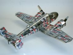 25 Awesome Things Made From Beer Cans - Gallery##