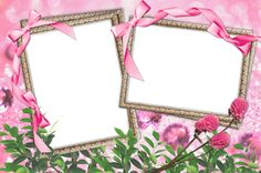Love Photo Frame PNG For Couples Image Editing