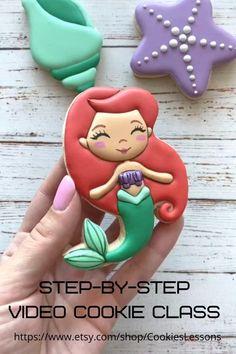 Summer Cookies, Fancy Cookies, Cut Out Cookies, Iced Cookies, Cute Cookies, Whale Cookies, Teapot Cookies, Disney Princess Cookies, Disney Cookies
