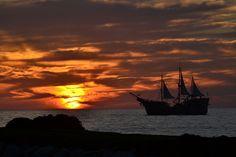 Puerto Vallarta Sunset #inertiatours #springbreakpuertovallarta