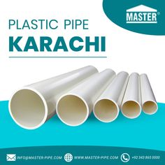 Master Pipe is Leading Pipe Manufacturers in Pakistan and produces premium quality of pipe and fittings services in Pakistan. We offer all kinds of Plastic Pipes in Karachi at lowest prices. Contact us for any enquiry!