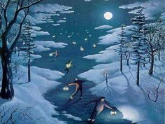 Today the Department of Astonishing Optical Illusions is pleased to present the work of Canadian artist Robert Gonsalves. Inspired at a young age by the work of Surrealist artists such as Salvador. Optical Illusion Paintings, Amazing Optical Illusions, Illusion Kunst, Illusion Art, Robert Gonsalves, Fantasy Kunst, Kunst Online, Rene Magritte, Magic Realism