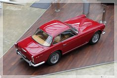 1959 Triumph Italia 2000 Coupé