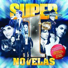 Various Artists - Super 1's Novelas (iTunes Plus AAC M4A) (Album) | iTunes Latin…