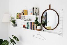 Via Siton Design | White | String Pocket | Scandinavia