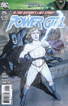 Power Girl Comic Issue 25 Modern Age First Print Judd Winick Hendry Prasetya DC Dc Comics Art, Comics Girls, Marvel Dc Comics, Image Comics, Power Girl Comics, Power Girl Dc, Comic Villains, Comic Book Superheroes, Comic Book Covers
