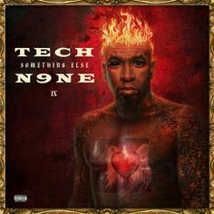 Tech - Something Else // Tech Something Else is a fantastic, creative album. The album is worth listening to from start to finish to really absorb the concept and execution. Tech delivers every song with his wicked, untouchable flow. Kendrick Lamar, Trae Tha Truth, Tech N9ne, Strange Music, Google Play Music, Something Else, Album Covers, Cool Things To Buy, Rap