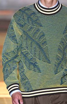 patternprints journal: PRINTS, PATTERNS AND DETAILS FROM RECENT PARIS FASHION WEEK (MENSWEAR SPRING/SUMMER 2015) / 2