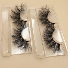 Just Crown Lashes Free Sample 6d Faux Mink Eyelashes Vendor Wholesale Top Mink Lashes Elegant Appearance Beauty & Health