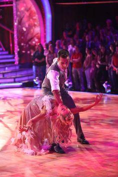 Peta Murgatroyd & James Maslow   - Dancing With the Stars - week 8 - Season 18 - Spring 2014