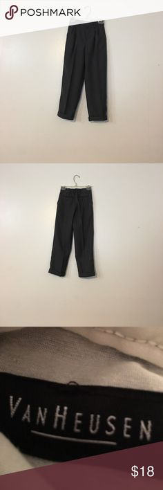 Boy's Dress Pants Grey Boy's Dress Pants Vanheusen Bottoms Casual