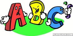 ABC Video Song  Android App - playslack.com , the alphabet Song to help Children learn the ABCits a song in a video showing the alphabet Funny Nursery Rhyme for baby'syour kids will love itAn alphabet song is any of various songs used to teach children an alphabet, used in kindergartens, pre-schools and homes around the world. Alphabet songs typically follow the alphabetic principle (though the phonics method offers variants). In languages such as English with morphophonemic variation (e.g…