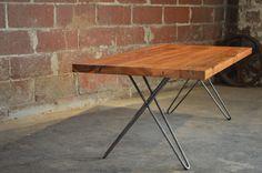 Full Butterfly Hair Pin Leg Table Base by modernfurnishings