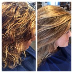 Before/After Super Curly Hair styled out smooth with the Kellie Little Groove Elliptic Hairbrush Super Curly Hair, Hairbrush, Hair Type, Curly Hair Styles, Smooth, Beauty, Hair Color Brush, Beauty Illustration, Hair Comb