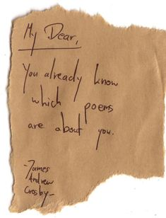 Forgotten Letter by James Andrew Crosby Poetry Quotes, Book Quotes, Words Quotes, Me Quotes, Sayings, Pretty Words, Beautiful Words, Love You, My Love