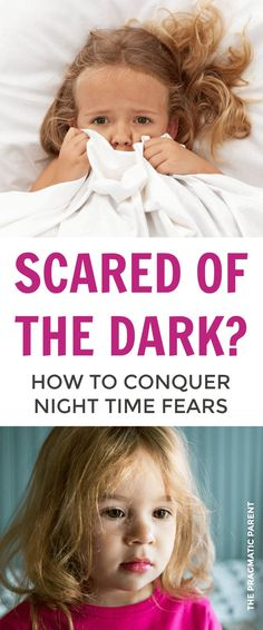 Is your child scared of the dark? Help ease fears in kids afraid of the dark – monsters under the bed, the closet and dark spaces – with these expert tips. Helping Kids Who Are Scared of the Dark. How to Conquer Night Time Fears and Overcome Being Afraid of the Dark.   #scaredofthedark #bedtimefears #afraidtogotosleep #wontsleepbyherself