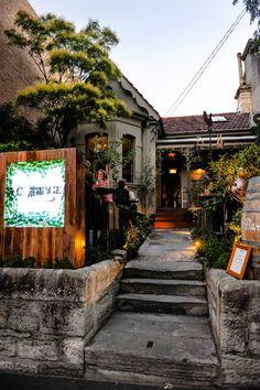 The Cottage Bar & Kitchen, Balmain | Sydney, Australia