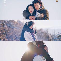 I really love this scene!   Gong Yoo