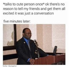 Yep, this has happened to me once. I talked to this cute guy once last summer while on break and we never talked again!