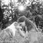 Photo sessions for elderly or terminally ill pets. I am SOBBING.
