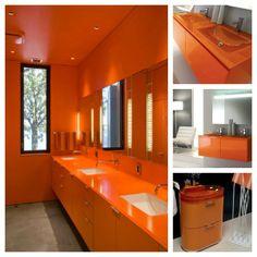 Tangerine Tango in interior design