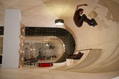 Air Architecture/Skateboard House Prototype