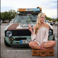 Sitting pretty @aaronistattoo's MK1 photo by @giannagracephoto looking good