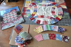 May Your Bobbin Always Be Full: Wedding Ring Quilts...
