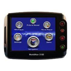 Teletype 31002 Worldnav 3100 3.5-Inch Portable GPS Navigator Review