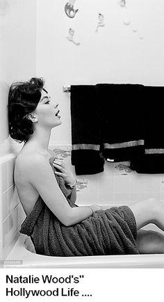"""Natalie Wood""""....                                                       …"""