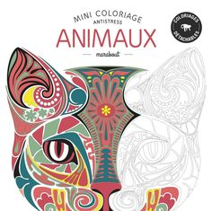 Amazon.fr - Mini coloriage antistress animaux - Collectif - Livres