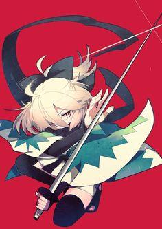 Okita Souji Fate art #OkitaSouji #Fate #cosplayclass