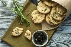 Bredele olives - romarin