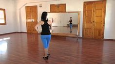 """Como bailar Sevillanas: """"El Paso de Sevillanas"""" +IMPORTANTE"""