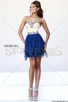 Rochii elegante de petrecere de Sherri Hill