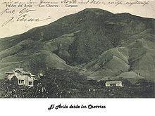 Cerro ávila años30 - Parque nacional El Ávila - Wikipedia, la enciclopedia libre
