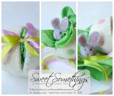 Handmade Easter Eggs in the Waldorf tradtion (wool and silk ~ all natural) at www.beneaththerowantree.etsy.com