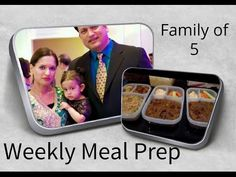 Meal Prep & Freezer Meals | Family of 5 (Indian Recipes!)