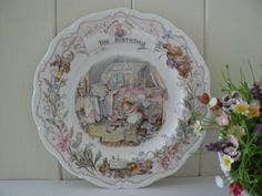 Royal Doulton vintage Brambly Hedge series by MaddyVintageHostess, £35.00