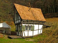 Casa Kaiensis märchenhafte Holzhäuser, Gartenhäuser und