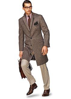 Grey Overcoat, Suitsupply   Cuccok   Stuff   Pinterest   Coats ...