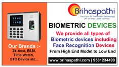 Brihaspathi is a Trusted Biometric Dealers in Hyderabad.A brand well known for its being best Biometric attendance systems that keeps track and control on employees working hours and we are also a provider of best biometric attendance system in India Biometric Devices, Low End, Access Control, Cooking Timer, Type, Model, Models